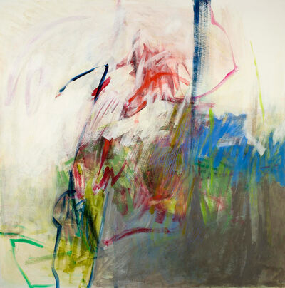 Barbara Schaff, 'Urban Garden'