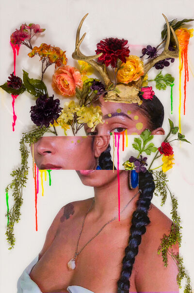 Chanell Angeli, 'Please Wait... Blooming in Progress', 2020