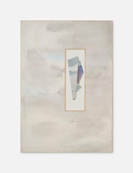 Béla Pablo Janssen, 'Le soleil se lève derrière l'abstraction XXIV', 2019