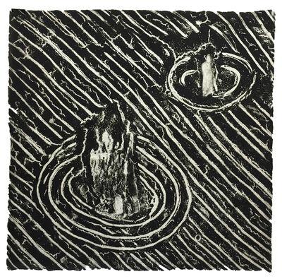 David Lynch, 'Untitled (2 dark)', 1999