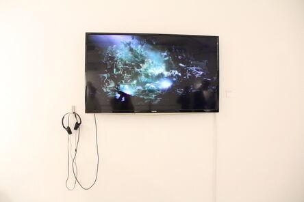 Ho Tzu Nyen 何子彥, 'Black To Comm –Earth (Water)', 2012