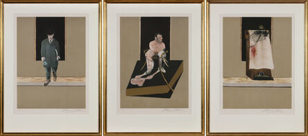 Francis Bacon, 'Triptych 1986-87', 1987