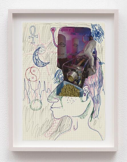 Michael Williams, 'Untitled (Twister)', 2014