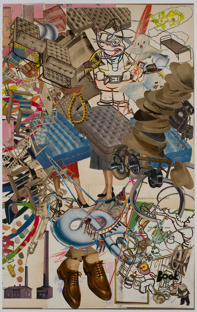 Lance Letscher, 'The Passion of Saint Peter Saul', 2013