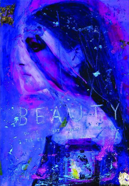 Raphael Mazzucco, 'Blue Beauty'