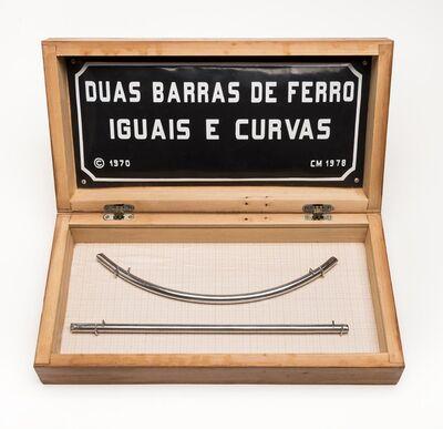 Cildo Meireles, 'Para ser curvado com os olhos', 1970/1978
