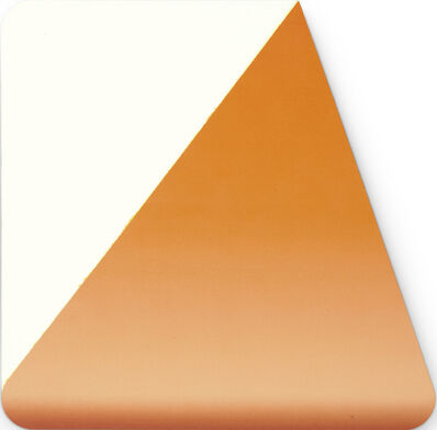 Chen Wenji, 'Asymmetric Triangle', 2016