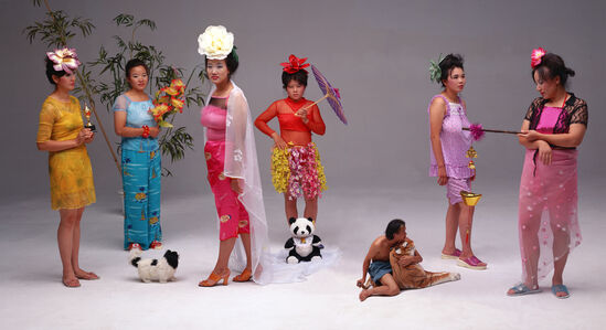 Wang Qingsong, 'New Women', 2000