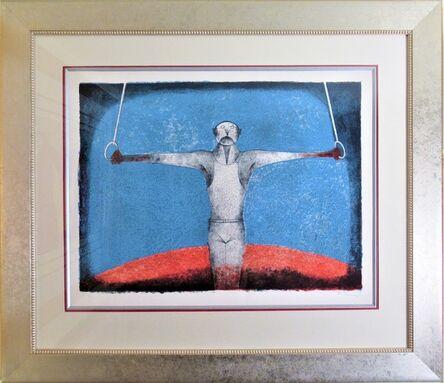 Rufino Tamayo, 'Iron Cross', 1988