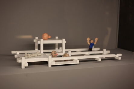 Boris Achour, 'Games Whose Rules I Ignore (Happy Days)', 2014