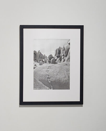 Laura Aguilar, 'Grounded #106', 1992