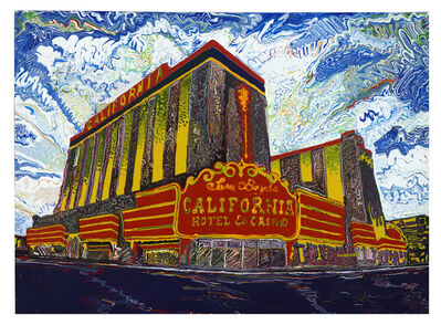Cham Hendon, 'California Hotel and Casino'