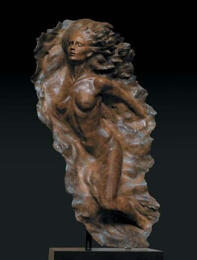 Frederick Hart, 'Ex Nihilo, Figure No. 2, Full Scale', 2008