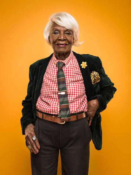 Osborne Macharia, 'Mrs. K. Njuguna Portrait', 2016