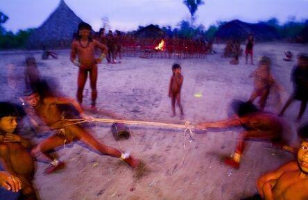 Attila Lorant, 'Enawene Nawe People', 2005