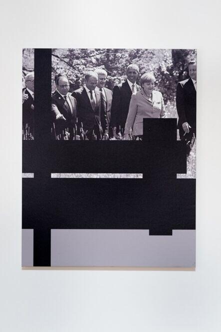 Josephine Meckseper, 'ONE PLUS ONE', 2015