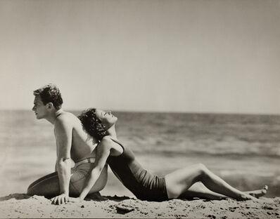 Nickolas Muray, 'Douglas Fairbanks, Jr. & Joan Crawford', ca. 1930