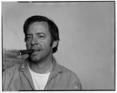 Danny Lyon, 'Ken Price, sculptor, Taos, New Mexico', 1973