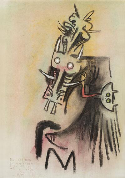 "Wifredo Lam, '""Untitled""', 1977"