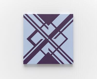 Eduardo Terrazas, 'Possibilities of a Structure: Diagonals: 1.3.30', 2017