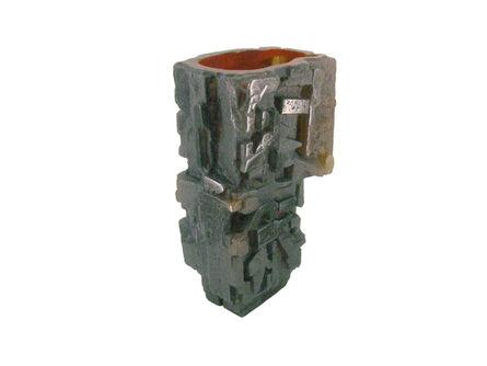 Thaddeus Wolfe, 'Assemblage (vessel)', 2012