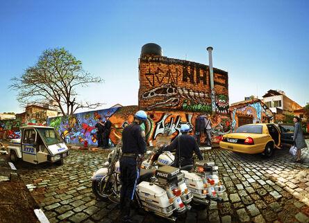Marcelo Tinoco, 'Vila Madalena + NY (from the series Fotorama)', 2010