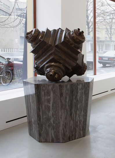 Tallur L.N., 'Pedestal on Pedestal', 2011