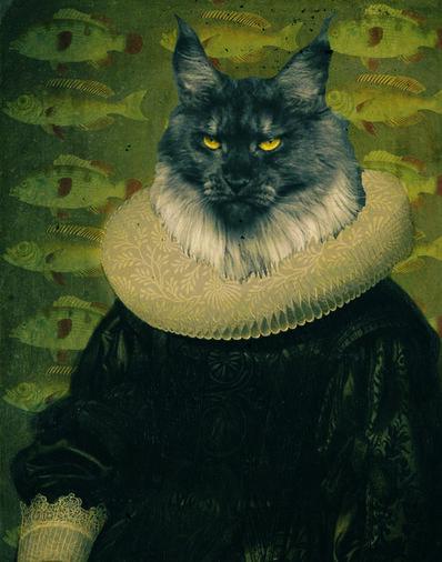 Deming King Harriman, 'Sir Cat', 2019