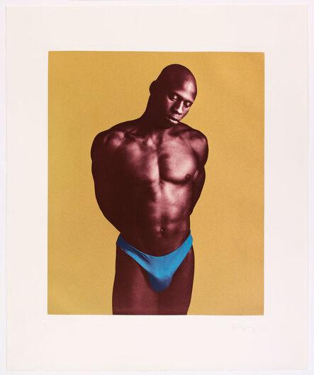 Robert Mapplethorpe, 'Untitled #2 from the Ken Moody Portfolio', 1985