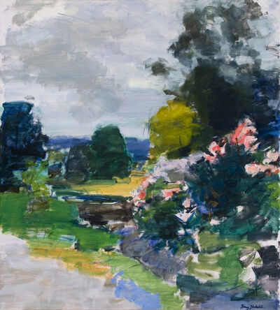 Henry Finkelstein, 'Roses at the Val d'Arz'