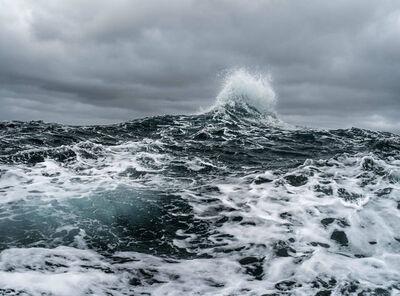 Corey Arnold, 'Foamy Seas', 2015