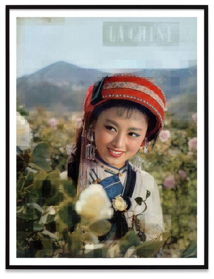 Thomas Ruff, 'tableau chinois 14', 2019