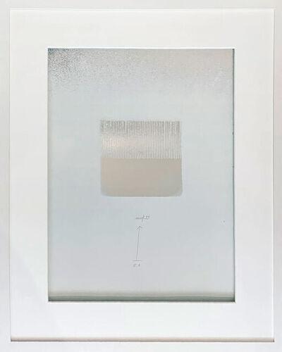 Heinz Mack, 'Struttura di Luce', 1974