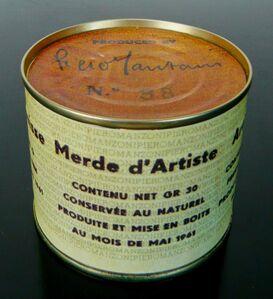 Piero Manzoni, 'Merde d'Artiste', ca. 2013