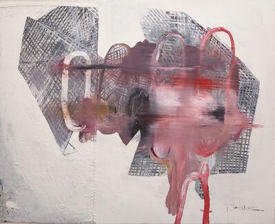 Tim Hussey, 'Badeschiff 5', 2016