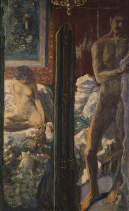 Pierre Bonnard, 'L'Homme et la femme (The Man and The Woman)', 1900