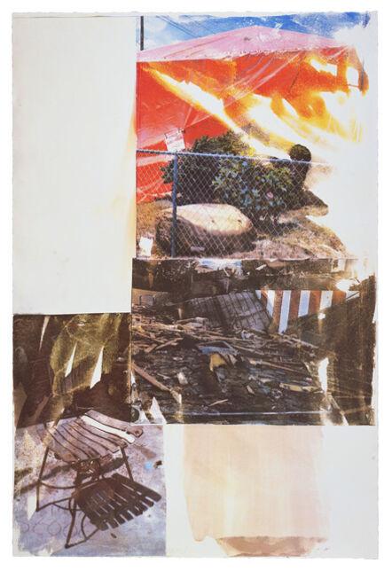 Robert Rauschenberg, 'Break (Speculations)', 1997