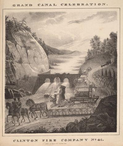 William H. Tuthill, 'Clinton Fire Company, No. 41', 1826