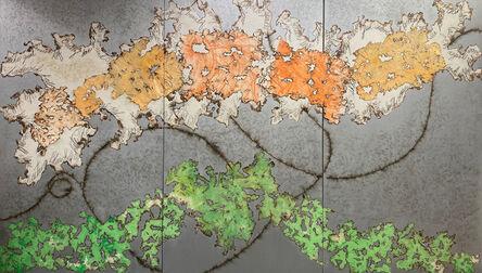 Mira Lehr, 'Great Barrier Reef', 2020