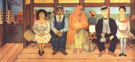 Frida Kahlo, 'L'Autobus', 2004