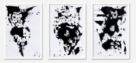 Egs, 'World Map 1 triptych', 2014
