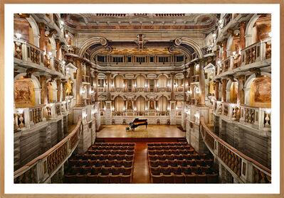 Ahmet Ertug, 'Theater Bibiena, Mantova ', 2016