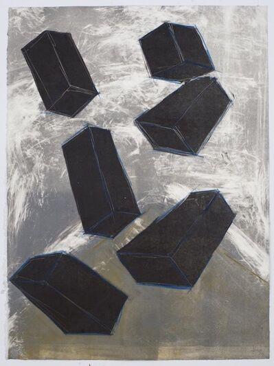 Senzo Shabangu, 'Cubes 1', 2015