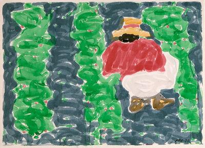 Stephen Pace, 'Picking Peas', 1979