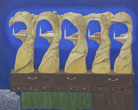 Jumbo Suzuki, 'Offering', 2011