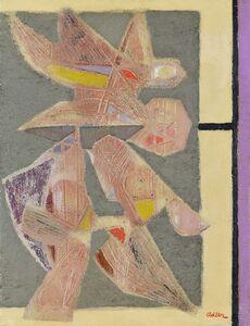 Jankel Adler, 'Birds', ca. 1940
