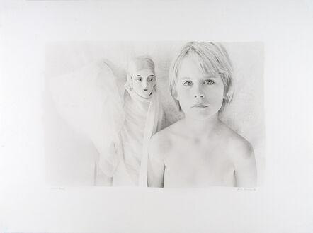 Joyce Tenneson, 'Alexander and Guardian', 1980