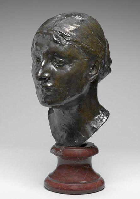 Auguste Rodin, 'Head of Mrs. John Peter Russell (Marianna Mattiocco della Torre)', 1888 (model)