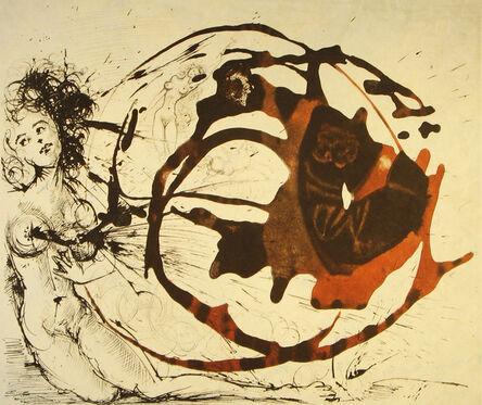 Salvador Dalí, 'The Milky Way', 1963