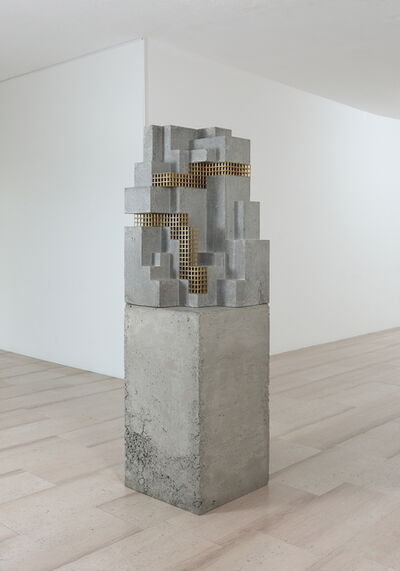 Carol Bove, 'Hyserion Proteron', 2014